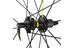 Mavic Ksyrium Pro SL C - Roue - 25 Shimano M10 noir